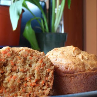 Carrot Oat Muffins!.