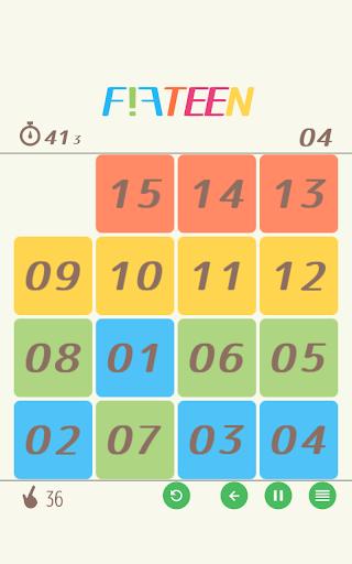 15パズル - FIFTEEN -