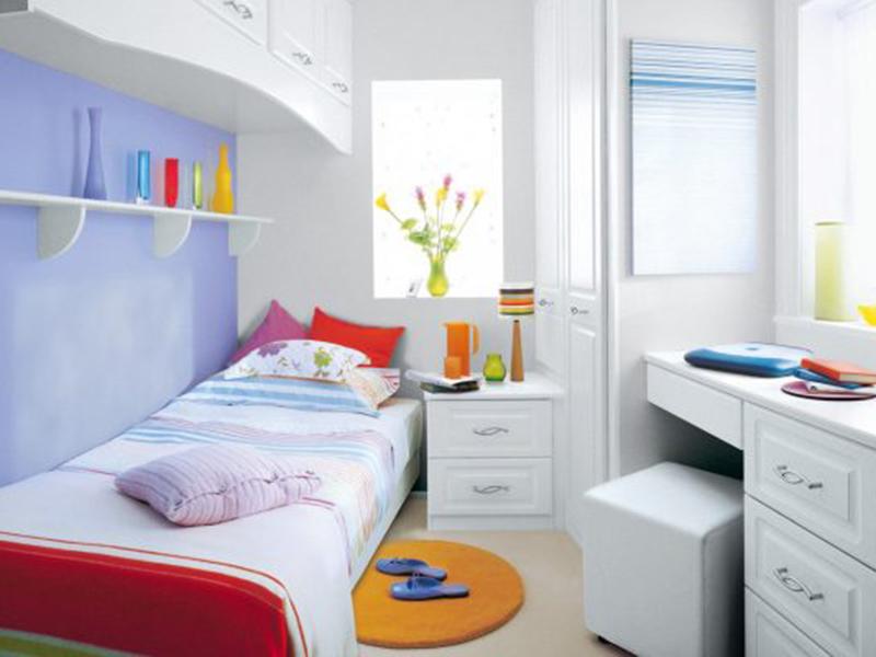 Phòng ngủ đẹp nhỏ 1