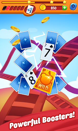 Solitaire Tripeaks Story - 2020 free card game modavailable screenshots 4