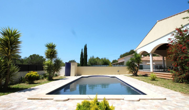 Maison avec piscine Costa de la Calma