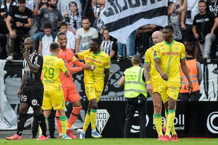Ligue 1 : Nantes déroule à Angers, Clermont s'en sort
