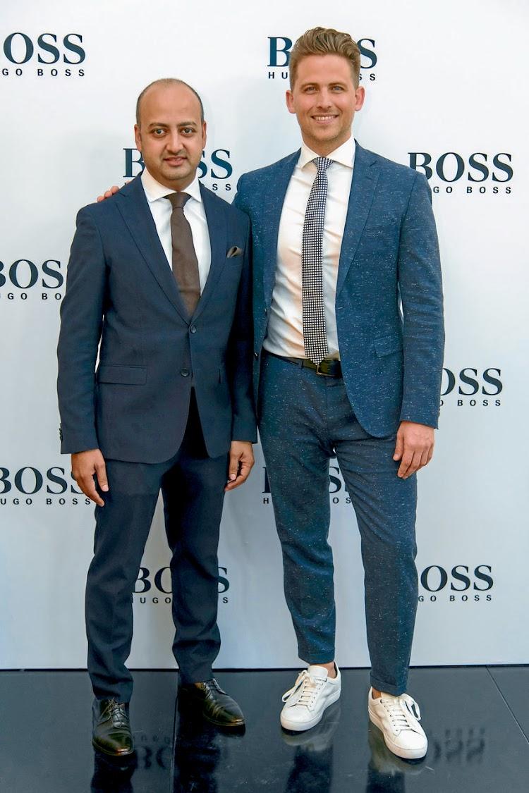 Hugo Boss: A suitable wardrobe