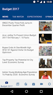 NDTV Profit- screenshot thumbnail