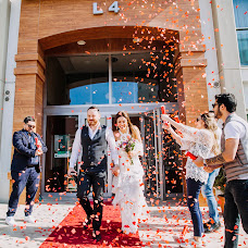 Wedding photographer Kaan Gok (RituelVisuals). Photo of 15.08.2018