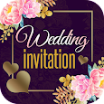 Wedding Invitation Card Maker - Creator (RSVP) apk