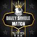 DAILY SINGLE MATCH 100% SAFE icon