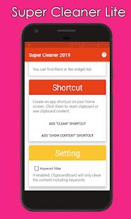 Download Lite CPU Cleaner 2019 For PC Windows and Mac apk screenshot 3