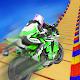Impossible Motorcycle Stunts : Mega Tracks Race APK