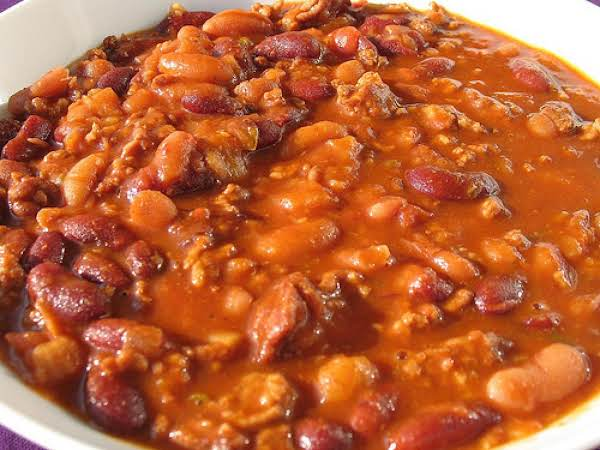 Chili Con Carne My Mom's Way