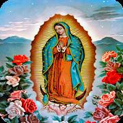 Virgen De Guadalupe Salve Regina