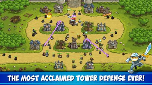 Kingdom Rush - Tower Defense Game  screenshots 16
