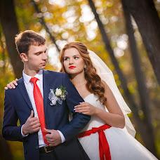 Bryllupsfotograf Evgeniy Mezencev (wedKRD). Foto fra 27.04.2016