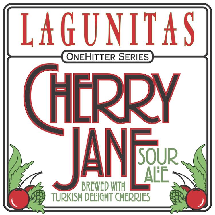 Logo of Lagunitas Cherry Jane