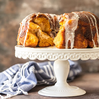 Pumpkin Pie Monkey Bread Recipe