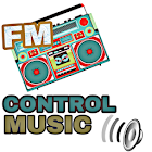 Control Music FM Deejay Mixing Radio Dance icon