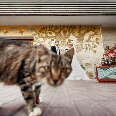 Wedding photographer Mikhail Khomyak (khamiak). Photo of 22.03.2014