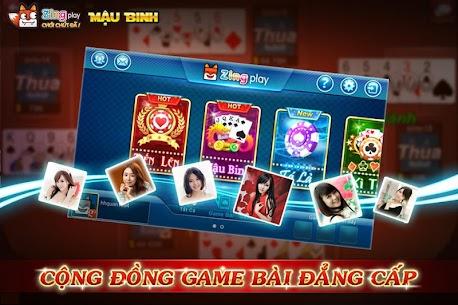 Poker VN – Mậu Binh – Binh Xập Xám – ZingPlay Apk  Download For Android 2