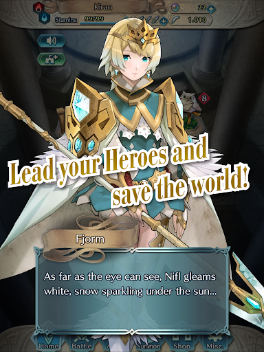 Fire Emblem Heroes for PC
