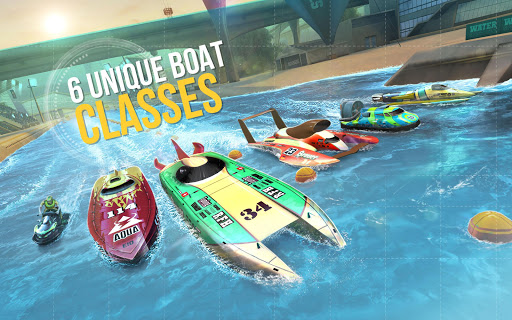 Top Boat: Racing Simulator 3D 1.06.3 Screenshots 16