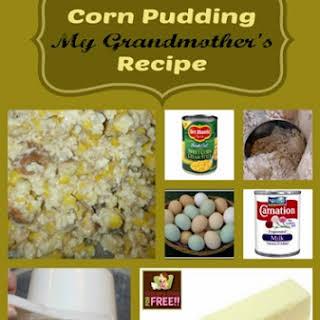 Corn Pudding.
