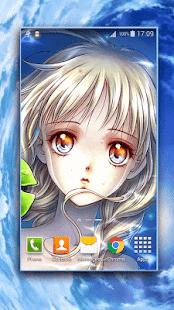 Anime Live Wallpaper HD - náhled