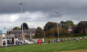 Photo: 10/10/09 v Forth Wanderers (WRJCD2) 3-4 - contributed by Mike Latham