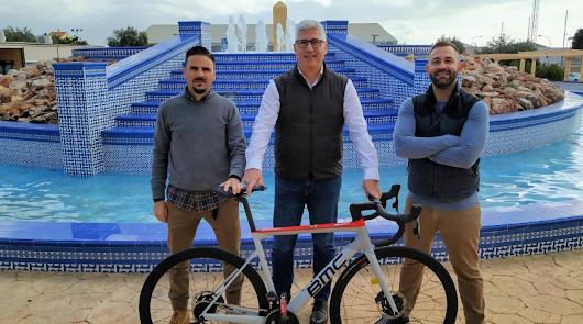 Huércal acogerá la salida de la quinta edición de la Vuelta Ciclista a Almería