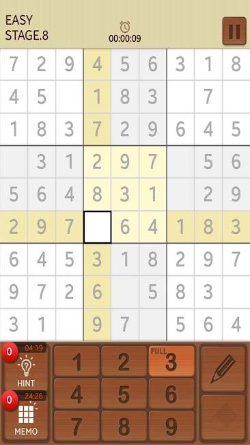 #9. Sudoku Mania (Android)
