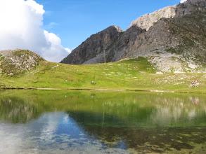 Photo: Lac de souliers : 2490m