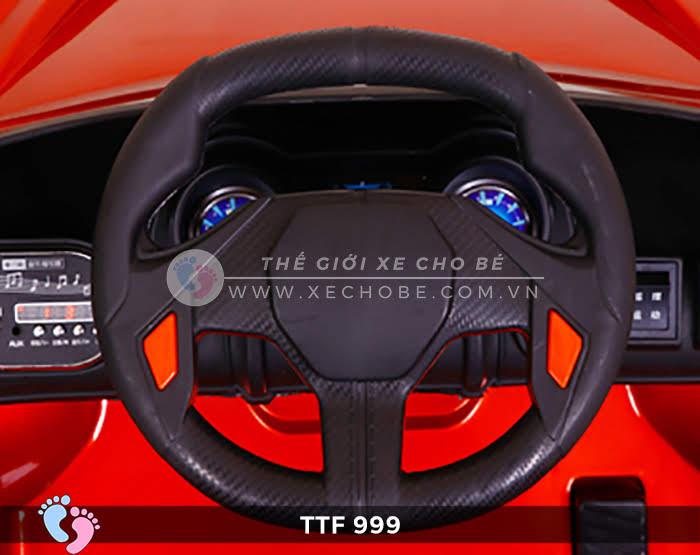 Ô tô điện đồ chơi trẻ em cao cấp TTF-999 18