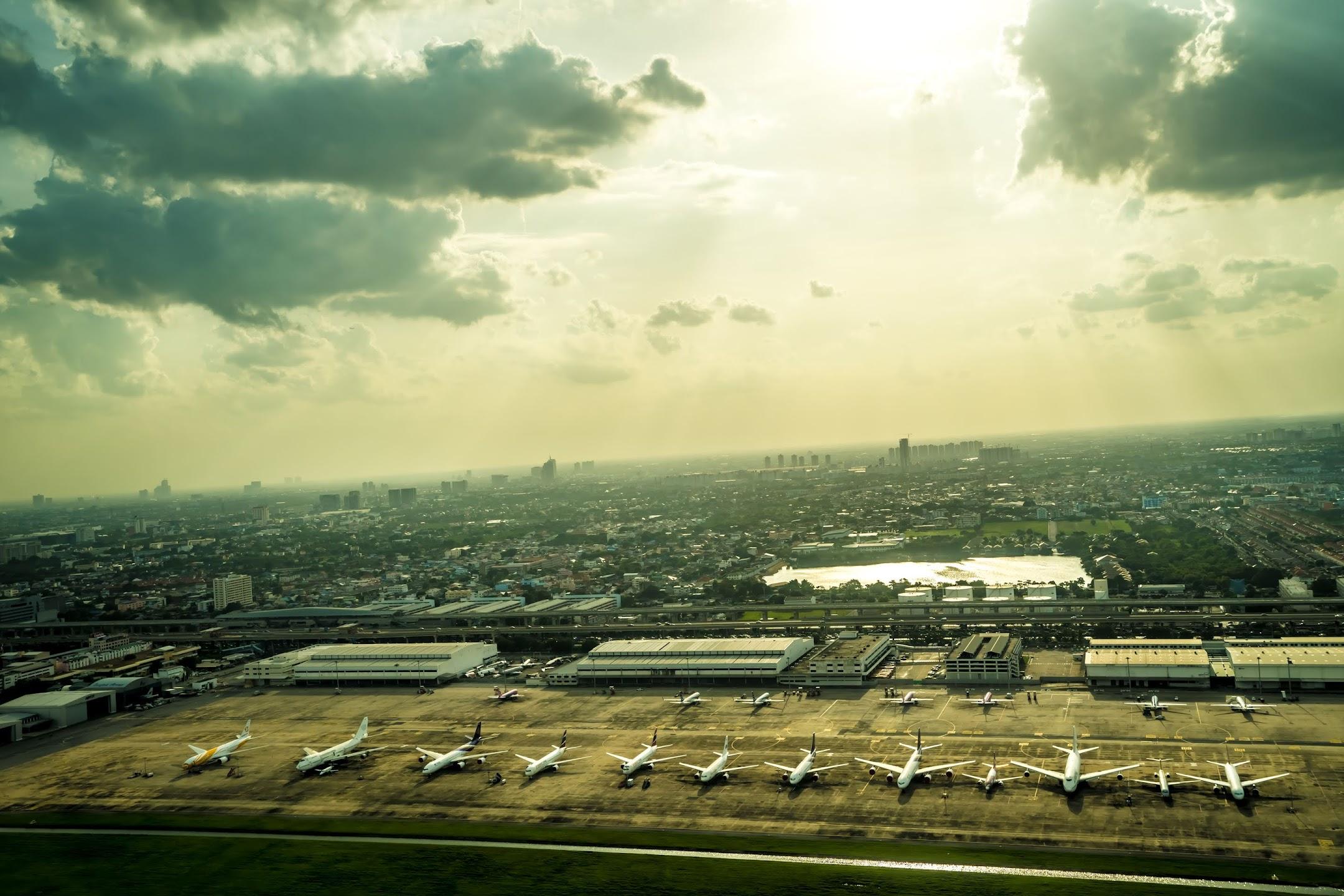 バンコク ドンムアン空港3