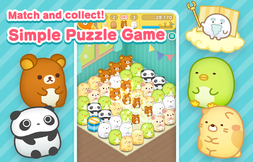 SUMI SUMI : Matching Puzzle screenshots 1