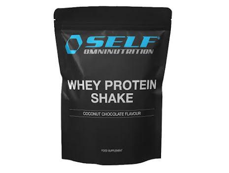 Self Whey Protein Shake 1kg - Coconut Chocolate