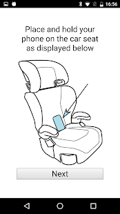 Child Car Seat Angle Tester- screenshot thumbnail