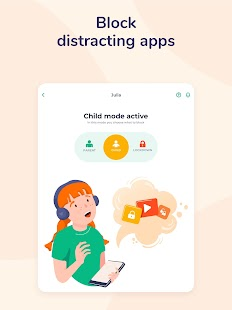 Parental Control & Screen Time by Kidslox Screenshot