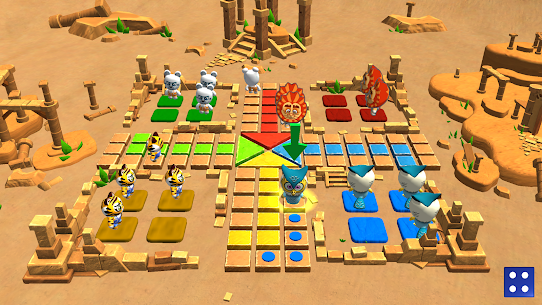 Ludo 3D Multiplayer App Latest Version Download For Android and iPhone 4