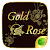 Gold Rose GO Keyboard Theme file APK for Gaming PC/PS3/PS4 Smart TV