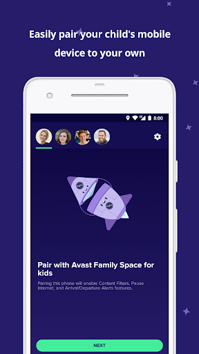 Avast Family Space Companion 1.26.0 screenshots 4