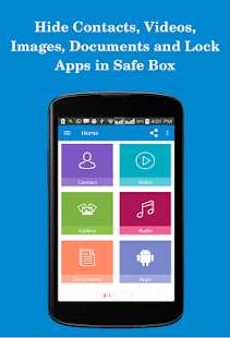 Safe Box - Hide Photos Videos- screenshot thumbnail