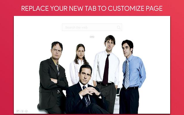 The Office Wallpaper HD Custom New Tab