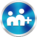 M+ Messenger icon