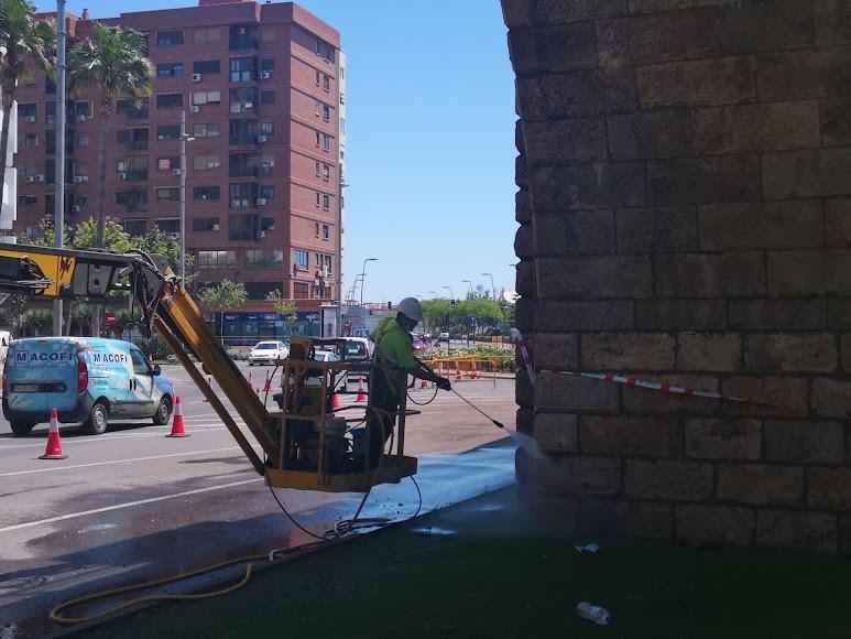 Restauración del Cable Inglés.