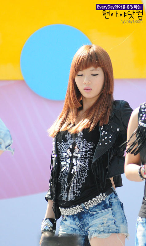 hyuna hair 7