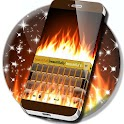 Fuego GO Keyboard Tema icon
