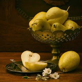Pear's by Susan Pretorius - Food & Drink Fruits & Vegetables