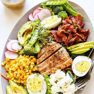 Summer Chicken Cobb Salad.