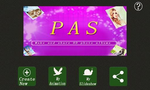 Photo Animation Studio❨PAS❩