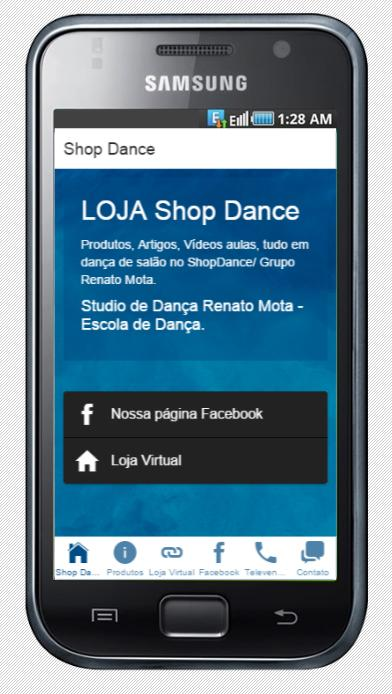 Shopdance Grupo Renato Mota- screenshot