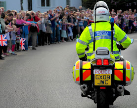 Photo: Police Bike